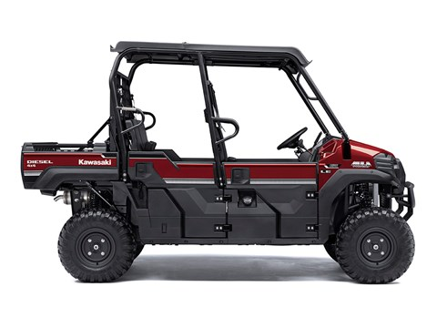 2017 Kawasaki Mule PRO-DXT™ EPS LE Diesel in Greenwood Village, Colorado