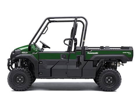 2017 Kawasaki Mule PRO-DX™ EPS Diesel in Mount Pleasant, Michigan