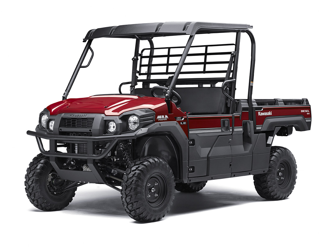 2017 Kawasaki Mule PRO-DX™ EPS LE Diesel in Greenwood Village, Colorado