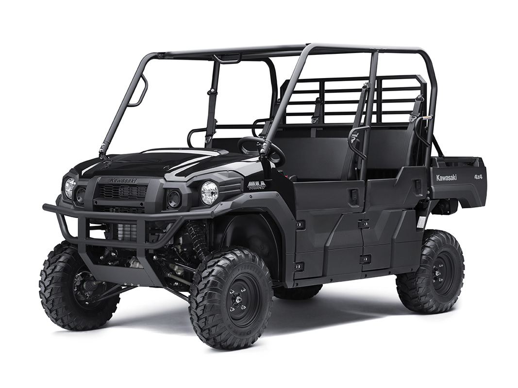 2017 Kawasaki Mule PRO-FXT™ in Mount Pleasant, Michigan