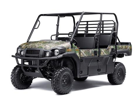 2017 Kawasaki Mule PRO-FXT EPS Camo in Harrison, Arkansas