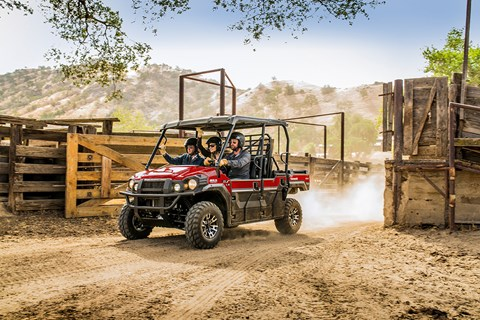 2017 Kawasaki Mule PRO-FXT™ EPS LE in Greenwood Village, Colorado