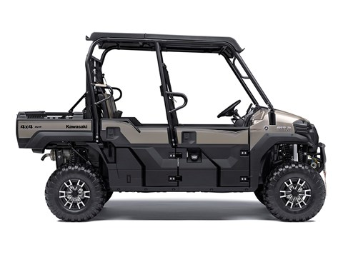 2017 Kawasaki Mule PRO-FXT™ Ranch Edition in Mount Pleasant, Michigan