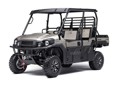 2017 Kawasaki Mule PRO-FXT™ Ranch Edition in Greenwood Village, Colorado