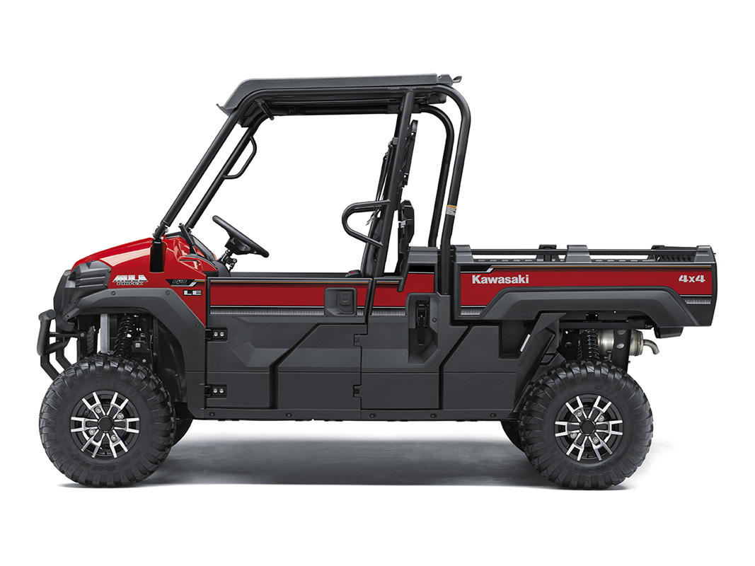 2017 Kawasaki Mule PRO-FX™ EPS LE in Winterset, Iowa