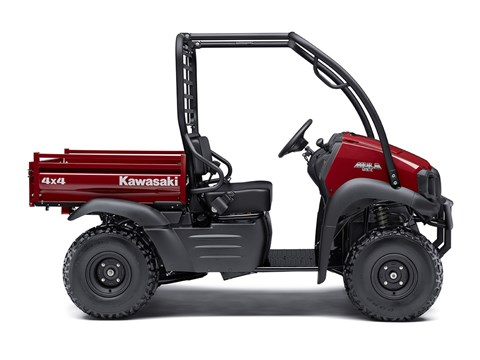 2017 Kawasaki Mule SX™ 4x4 in Greenville, North Carolina