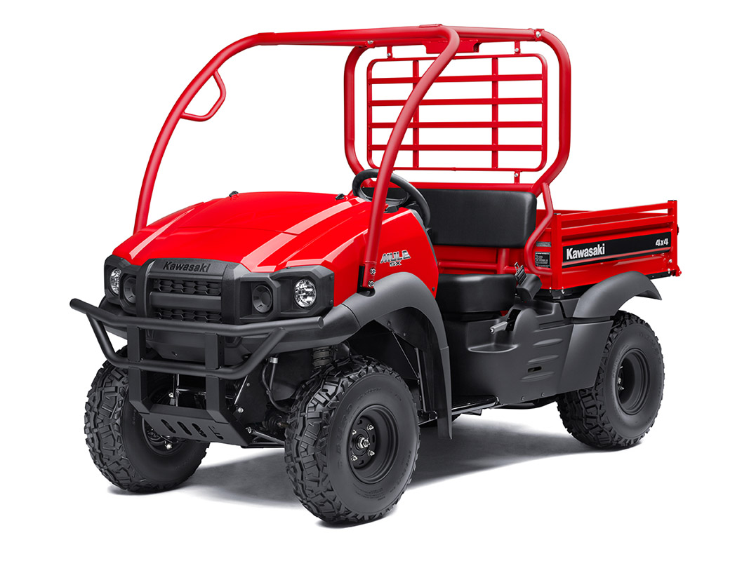 2017 Kawasaki Mule SX™ 4x4 SE in Greenwood Village, Colorado
