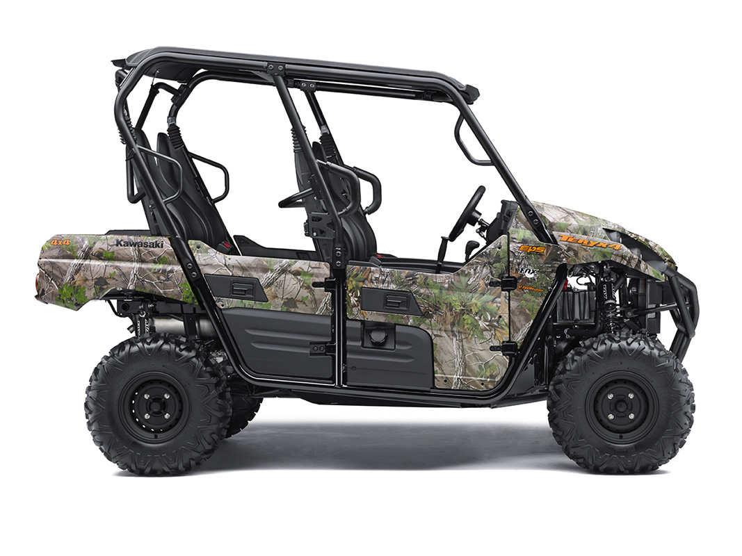 2017 Kawasaki Teryx4™ Camo in Greenwood Village, Colorado