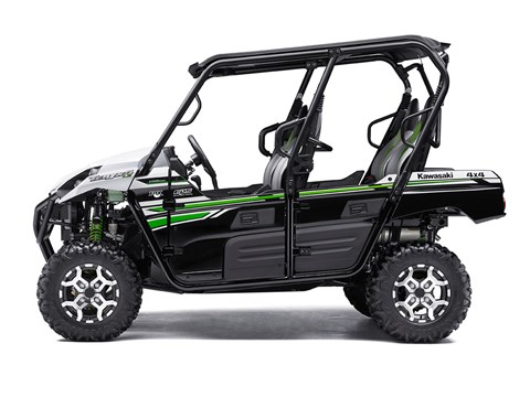 2017 Kawasaki Teryx4™ LE in Greenwood Village, Colorado