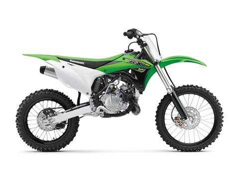 2018 Kawasaki KX 100 in Harrison, Arkansas