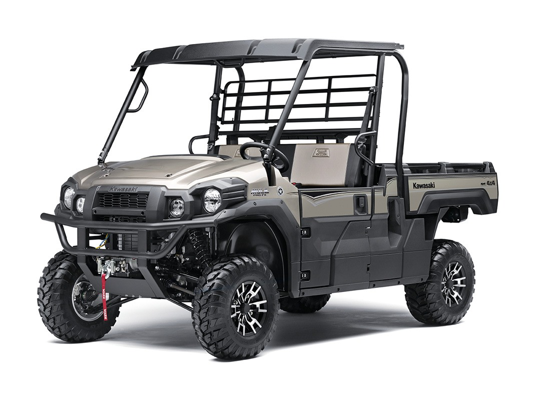 2018 Kawasaki Mule PRO-FX Ranch Edition in Orlando, Florida