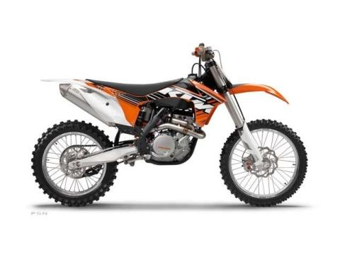 2012 KTM 450 SX-F in South Paris, Maine