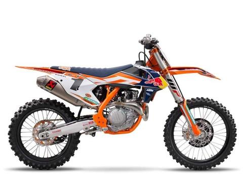 2016 KTM 450 SX-F Factory Edition in Springfield, Missouri