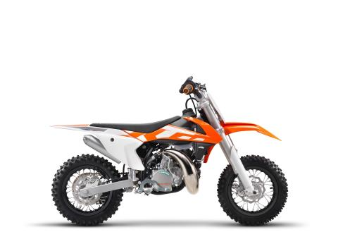 2016 KTM 50 SX Mini in Springfield, Missouri