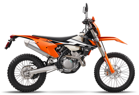 2017 KTM 250 EXC-F in Gunnison, Colorado