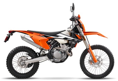 2017 KTM 350 EXC-F in Gunnison, Colorado