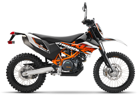 2017 KTM 690 Enduro R in Bremerton, Washington