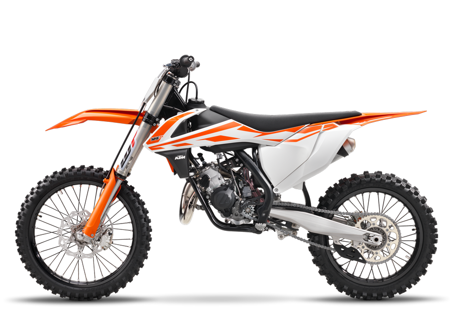 new 2017 ktm 125 sx motorcycles in issaquah wa. Black Bedroom Furniture Sets. Home Design Ideas