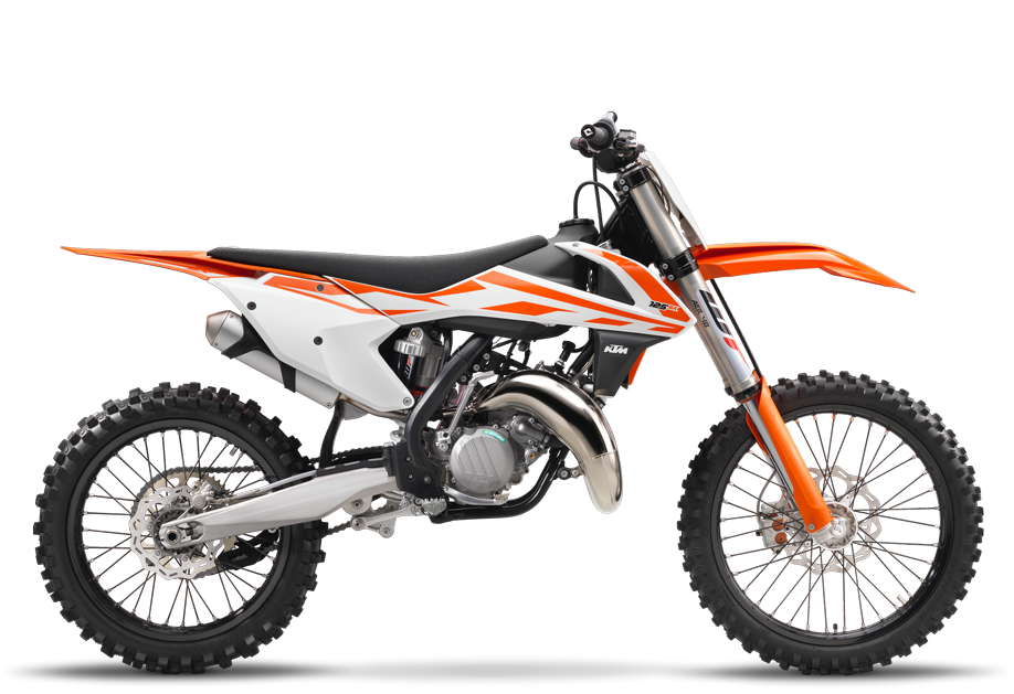 2017 ktm 125 sx orange 2017 ktm motocross sx mx bike in. Black Bedroom Furniture Sets. Home Design Ideas
