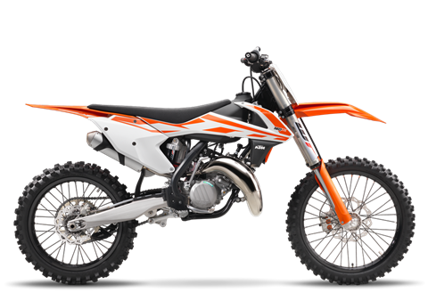 2017 KTM 150 SX in Mount Pleasant, Michigan