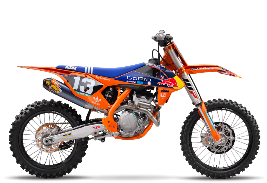 2017 KTM 250 SX-F Factory Edition in Pompano Beach, Florida