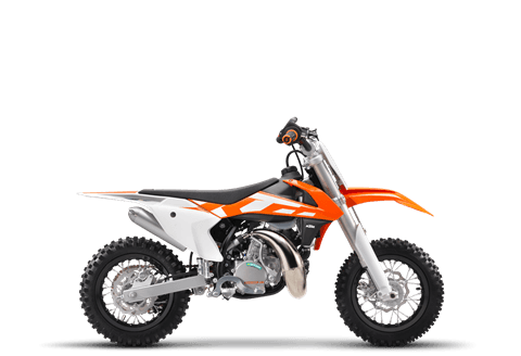 2017 KTM 50 SX Mini in Troy, New York