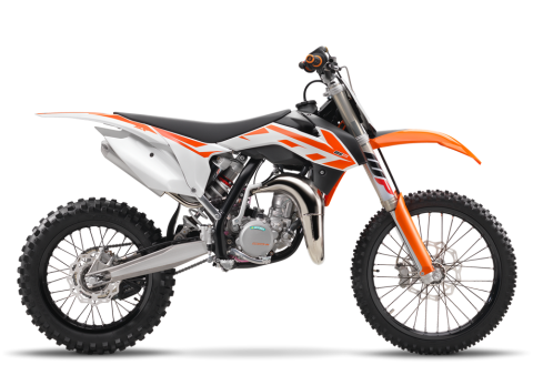 2017 KTM 85 SX 17/14 in Bremerton, Washington