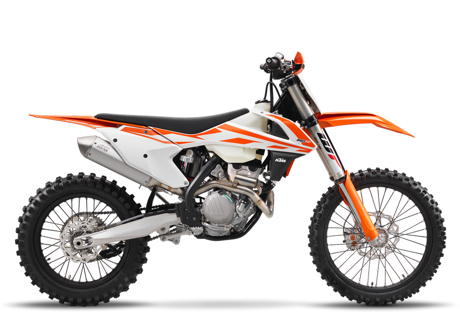 2017 KTM 250 XC-F in Greenwood Village, Colorado
