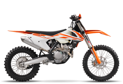 2017 KTM 250 XC-F in Mount Pleasant, Michigan