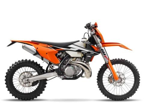 2017 KTM 250 XC-W in Baldwin, Michigan