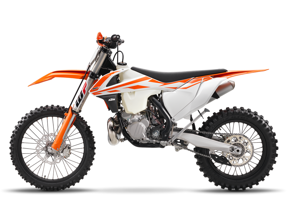 2017 KTM 250 XC in Mount Pleasant, Michigan