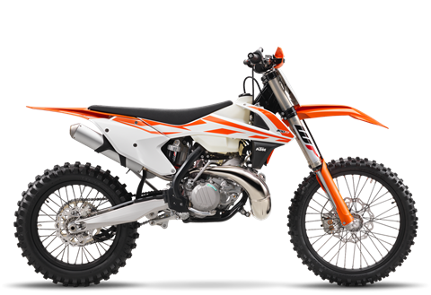 2017 KTM 300 XC in Mount Pleasant, Michigan