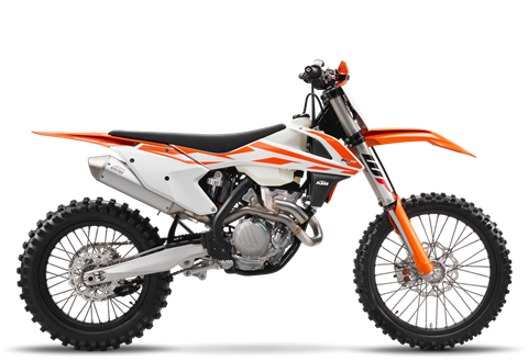 2017 KTM 350 XC-F in Gunnison, Colorado