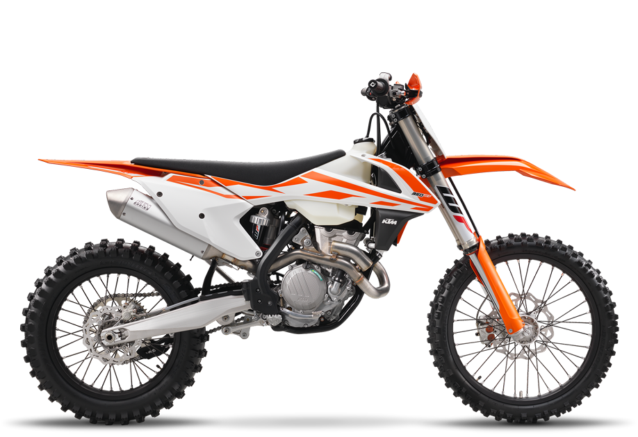 2017 KTM 350 XC-F in Greenwood Village, Colorado