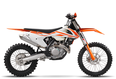 2017 KTM 450 XC-F in Bremerton, Washington