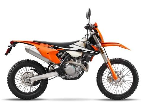 2017 KTM 500 EXC-F in Gunnison, Colorado
