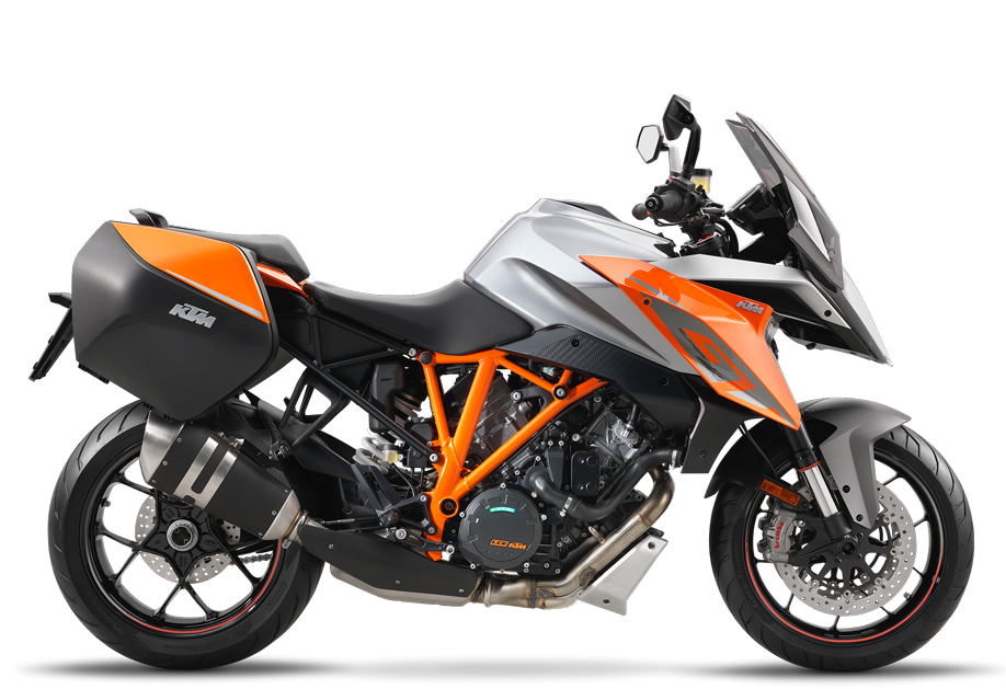 2017 KTM 1290 Super Duke GT in Mount Pleasant, Michigan
