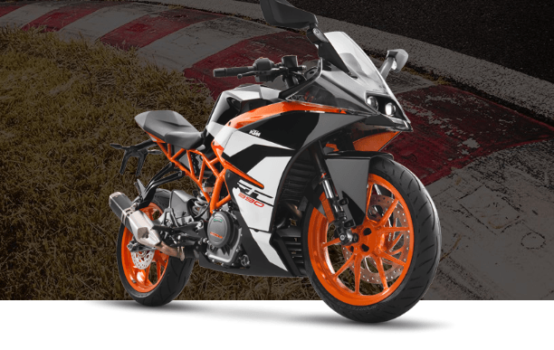 2017 KTM RC 390 in Mount Pleasant, Michigan