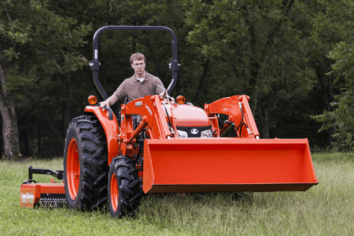 2015 Kubota MX5200 (4WD) in Fairfield, Illinois