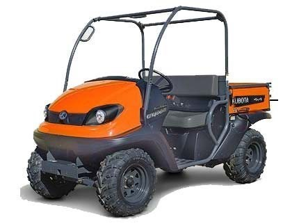 2015 Kubota RTV400Ci in Lexington, North Carolina