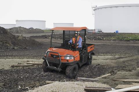 2016 Kubota RTV900XT Worksite (Orange S Package) in Lexington, North Carolina