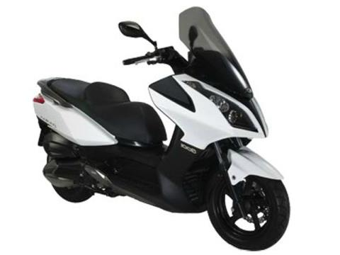 2015 Kymco Downtown 300i in Oakland, California