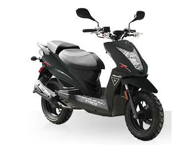 2015 Kymco Super 8 150X in Auburn, New York
