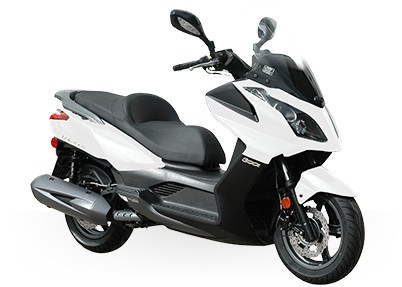 2016 Kymco Downtown 300i in Oakland, California
