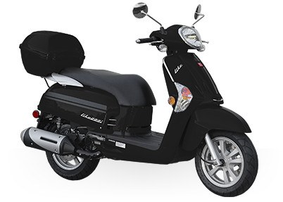 2016 Kymco Like 200i in Red Wing, Minnesota