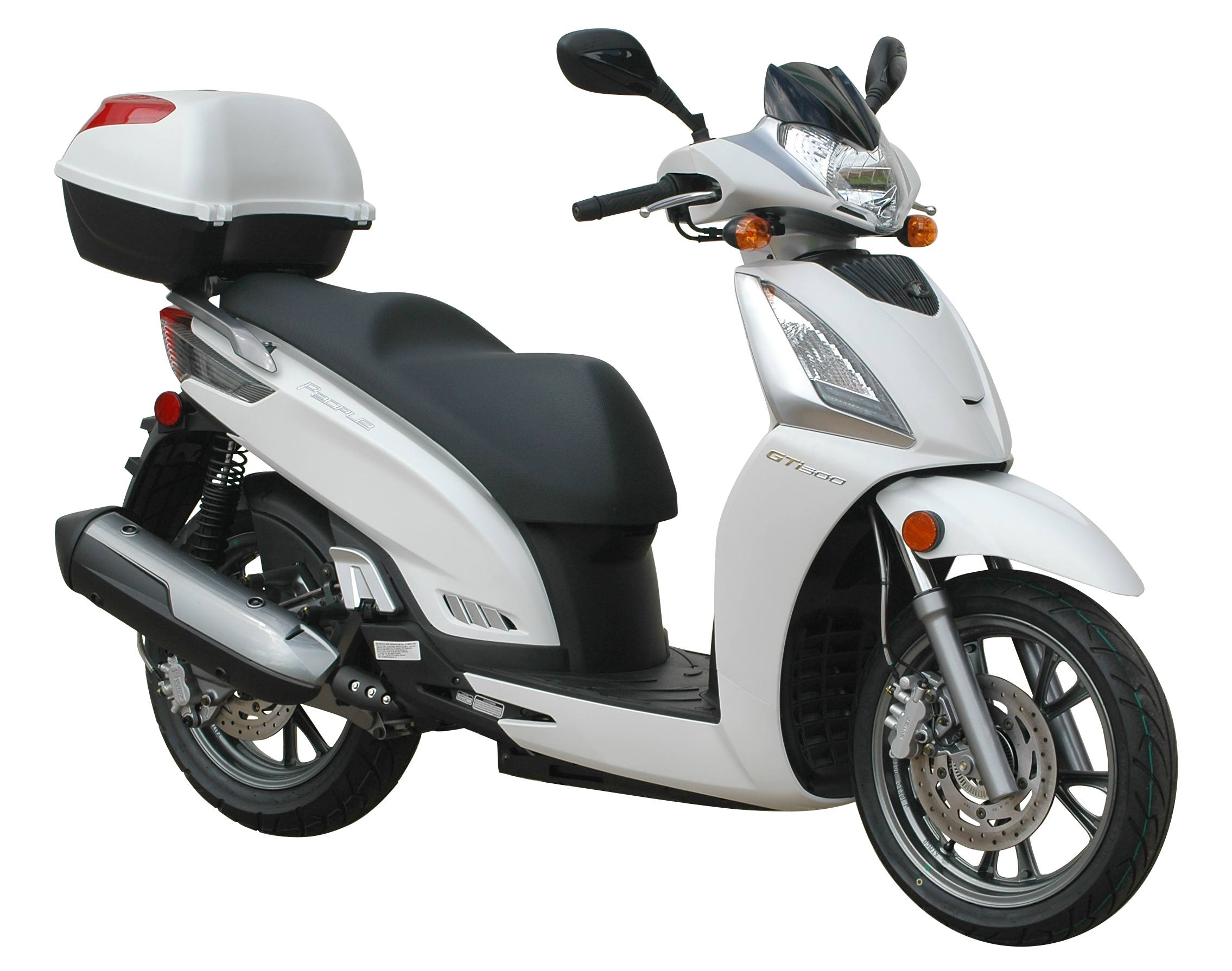 2016 Kymco People Gt 300i Scooters Traverse City Michigan