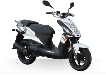 2016 Kymco Super 8 50R in Sturgeon Bay, Wisconsin