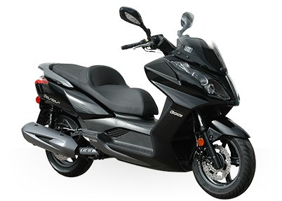 2017 Kymco Downtown 300i in Tarentum, Pennsylvania