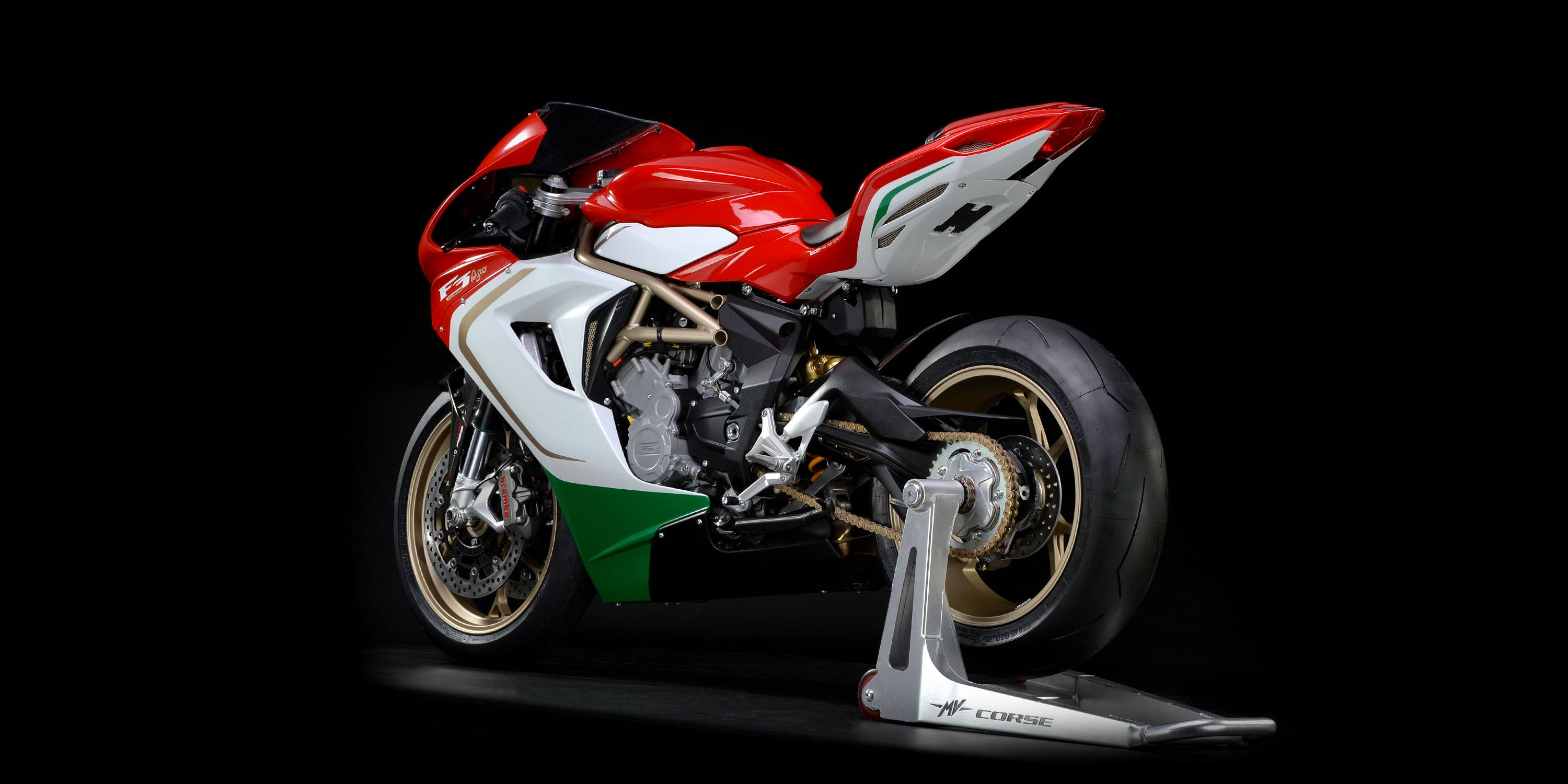 New 2016 mv agusta f3 800 ago motorcycles in greenwood village co