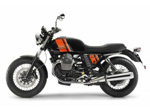 2015 Moto Guzzi V7 Special in Denver, Colorado